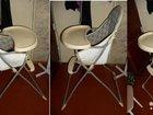 Столик-стул для кормления ребенка складной
