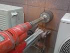 Уникальное фото Строительство домов Алмазное бурение , Пробурить отверстие в стене под трубу, 34614477 в Чехове-7