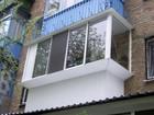 Просмотреть фотографию Двери, окна, балконы Остекление балконов и лоджий (теплое, холодное) 65995753 в Челябинске