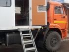 Новое изображение  Вахтовый автобус на 28 мест на базе КАМАЗ 43502 66522980 в Челябинске
