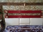 Новое фото  Деревянная кровать с элементами ковки 67622968 в Челябинске