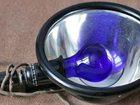 Новое изображение Отдам даром - приму в дар Синяя лампа для прогревания 68073469 в Челябинске
