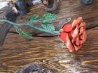 Уникальное изображение Разные услуги Кованая роза это изысканный подарок на 8 Марта! 69081554 в Челябинске