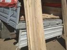 Свежее фото Отделочные материалы бруски из сосны под заказ до 3 метров 69915254 в Челябинске
