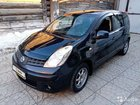 Nissan Note 1.6МТ, 2006, 189000км