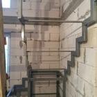 Изготовление металлокаркаса лестницы, крыльца