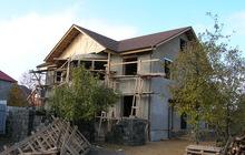 Строительство коттеджей, дачных домов, бань