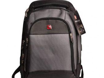 Просмотреть изображение Женские сумки, клатчи, рюкзаки Многофункциональный рюкзак SwissGear 1506, 53950953 в Челябинске