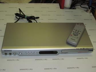 Увидеть фотографию  DVD-плеер караоке SAMSUNG DVD-P355KD, MP3 57177441 в Челябинске