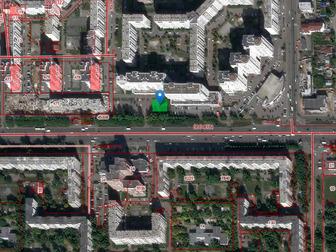 Земельный участок рядом с магазином kare по улице Бр,  Кашириных, 66 в Челябинске