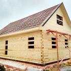 Строительство домов,бань и других строений