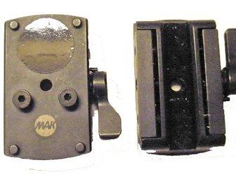 Новое изображение  Крепление MAKnetic для коллиматоров DOCTER-Sight II или BURRIS FastFire 61739155 в Чите