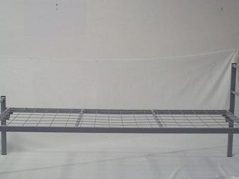 Новое фотографию Мебель для спальни Металлические кровати эконом класса, двухъярусные кровати 70470086 в Чите