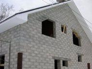 Газосиликатные блоки керамзитобетонные полистеролбетонные блоки г, Дедовск -Газо