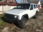 Jeep Cherokee 4.0 AT, 1988, 125 000 км