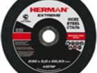 Скачать foto Строительные материалы Абразивный отрезной круг HERMAN EXTREME 36811754 в Дмитрове