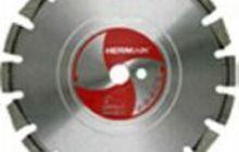 Алмазный отрезной круг Herman Asphalt
