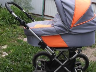 Смотреть foto Детские коляски Продам детскую коляску-люльку Modern Vision Classik зима-лето 32951306 в Дмитрове