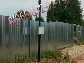 Свежее фотографию Электрика (услуги) Подключение к электросетям, выполнение ТУ от МОЭСК в Дмитровском районе, 33969227 в Дмитрове