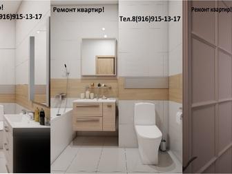 Смотреть foto Ремонт, отделка Ремонт квартир офисов дач домов 34859378 в Дмитрове