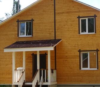 Изображение в Недвижимость Продажа домов Новый дом из бруса 150 кв. м. готовый к проживанию в Дмитрове 5800000
