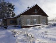 Бревенчатый дом в тихой деревне, рядом с лесом и речкой, 280 км от МКАД Деревня