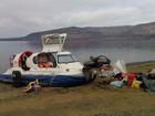 Смотреть фотографию Рыбалка Продам судно на воздушной подушке Пегас-5 61996788 в Дудинке
