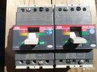 Автоматический выключатель ABB sace Tmax T1B 160