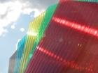 Просмотреть foto Строительные материалы Поликарбонат цветной 35124811 в Егорьевске