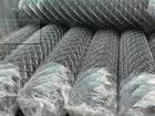 Фотография в Строительство и ремонт Строительные материалы Сетка оцинкованная, размер ячейки 55*55 . в Егорьевске 0