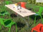 Фото в Строительство и ремонт Строительные материалы Продаем Лавочки и столы дачные которые отлично в Егорьевске 2450
