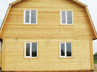 Просмотреть фото Строительство домов Дома и бани из бруса: строительство, продажа, DOMIKLAIT 38477562 в Егорьевске