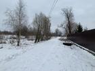 Свежее foto  Участок 14 соток ИЖС в деревне Полбино 73733647 в Егорьевске