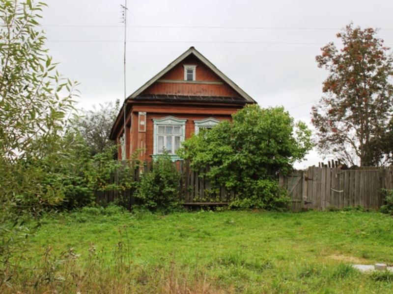 Купить дом в деревне подмосковье на авито