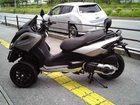 ���� � ��������� ������������� (����-�����������) ����������� Piaggio Gilera Fuoco 500 2009 � ������������� 286�000
