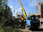 Фотография в   Услуги автокрана МАЗ Ивановец 14 тонн стрела в Екатеринбурге 0