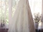 Свежее фото Свадебные платья Свадебное платье А-силуэт 36216359 в Екатеринбурге