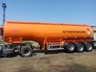 Увидеть фото Топливозаправщик Полуприцеп цистерна бензовоз Российского производителя цистерн BONUM, 36410089 в Челябинске