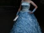 Новое foto Свадебные платья Необычное свадебное платье нежно голубого цвета 36869265 в Екатеринбурге