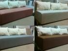 Смотреть foto Мягкая мебель Новые диваны евро-книжка 140*190 37945541 в Екатеринбурге