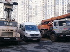Смотреть foto Бурильно-сваебойная машина Буровая машина бкм1513 на Камазе 6х6, 53228R 39281827 в Екатеринбурге