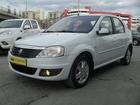 Седан Renault в Екатеринбурге фото