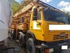 Скачать бесплатно фото  Автобетононасос 58153С (АБН-37) на шасси КамАЗ-6540, 2008 г, в, 39734061 в Екатеринбурге