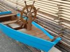 Просмотреть изображение Рыбалка Песочница Лодка со штурвалом 40741901 в Екатеринбурге