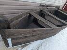 Скачать бесплатно изображение  Лодка деревянная дл, 4 метра, цв, Палисандр 42551416 в Екатеринбурге