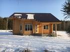 Скачать изображение Коттеджные поселки Продается дом из оцилиндрованного бревна в КП Брусника 42598215 в Екатеринбурге