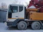 Новое изображение Бетононасос Автобетононасос Daewoo DCP 50, 15RZ 47974991 в Екатеринбурге