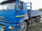Уникальное foto Бортовой Бортовой грузовик КАМАЗ 65117, 2012 г, в, 48877541 в Екатеринбурге
