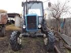 Скачать бесплатно фотографию Трактор Колёсный трактор МТЗ-82, 2006 г, в. 68419375 в Екатеринбурге