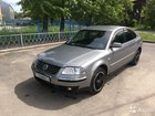 Volkswagen Passat 1.8 AT, 2002, 294 000 км